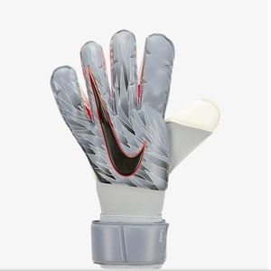 Nike GK Grip 3 Adult Soccer Grey  Gloves 11